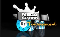 Mega $2,000 Poker770