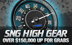 SNG High Gear Poker770