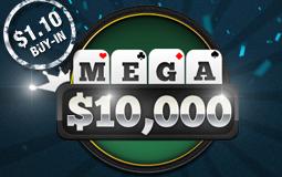 Mega $10,000