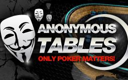 Анонимные столы на Покер 770