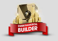 Бесплатные фрироллы турниры $5000 Bankroll Builder