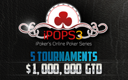 iPOPS III – $1 Million Guaranteed