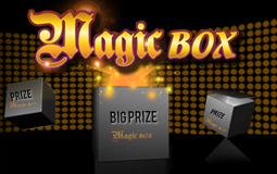 Magic Box - $ 110,000 в призах